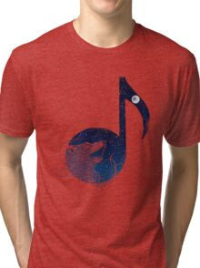 night sounds Tri-blend T-Shirt