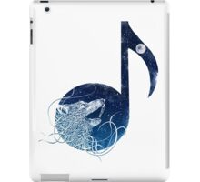 night sounds iPad Case/Skin