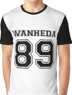 The 100 - Wanheda 89 Graphic T-Shirt