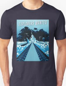 explorers wanted mass effect andromeda T-Shirt