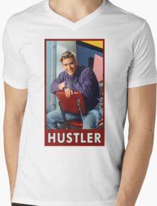 Zack Morris Saved By the Bell Hustler Mens V-Neck T-Shirt