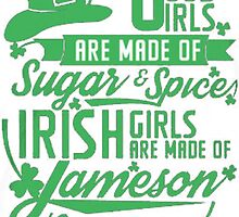 IRISH GIRL - SPECIAL EDITION! by HotTShirts