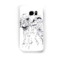 Luke on Hoth art Samsung Galaxy Case/Skin