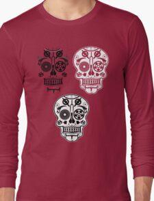 Skull shirt 1 Long Sleeve T-Shirt