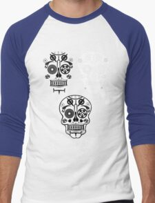 Skull shirt 1 Men's Baseball ¾ T-Shirt