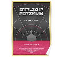 Battleship Potemkin Film Poster Poster