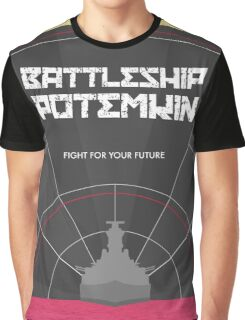 Battleship Potemkin Film Poster Graphic T-Shirt