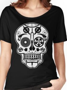 Symmetry skull Women's Relaxed Fit T-Shirt