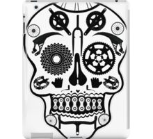 Symmetry skull iPad Case/Skin