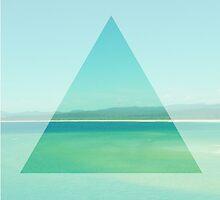 Ocean Triangle by Sundara Design