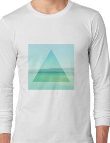Ocean Triangle Long Sleeve T-Shirt