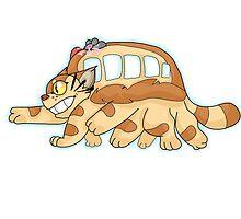 CatBus by KKdrawsStuff