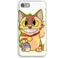 Catbus Maneki-Neko iPhone Case/Skin