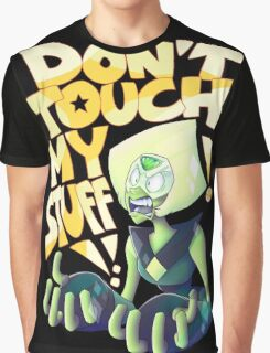 Don't Touch Her Stuff Graphic T-Shirt
