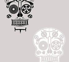 Skull shirt 2 by Herandi