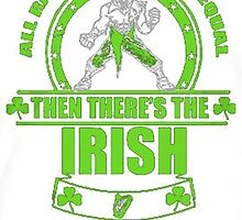 IRISH RACES by HotTShirts