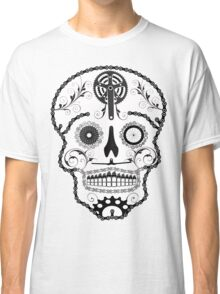 Cogs and chains skull 2 Classic T-Shirt