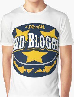 Nerd Blogger! Graphic T-Shirt
