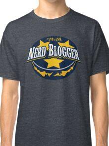Nerd Blogger! Classic T-Shirt