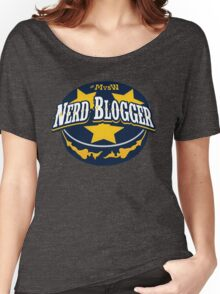 Nerd Blogger! Women's Relaxed Fit T-Shirt