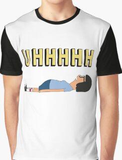 Tina Belcher: Uhhhhhhh Graphic T-Shirt