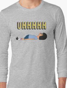 Tina Belcher: Uhhhhhhh Long Sleeve T-Shirt