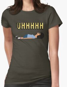 Top Seller - Tina Belcher: Uhhhhhhh Womens Fitted T-Shirt