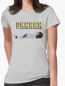 Tina Belcher: Uhhhhhhh Womens Fitted T-Shirt