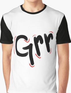 Grr Graphic T-Shirt