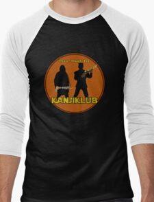 Tell that to Kanjiklub! Men's Baseball ¾ T-Shirt
