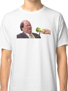 The Office Kevin Doesn't Like Broccoli Classic T-Shirt