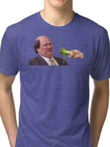 The Office Kevin Doesn't Like Broccoli Tri-blend T-Shirt