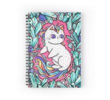 Unicorn  kitty Spiral Notebook