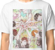 bts flower Classic T-Shirt