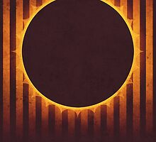 The Sun - Solar Eclipse by FabledCreative