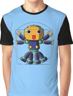VitruvianServbot Graphic T-Shirt
