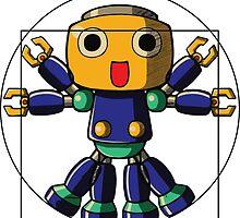 VitruvianServbot by toret