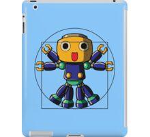 VitruvianServbot iPad Case/Skin