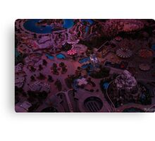 It's a Small World, After all. Canvas Print