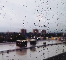 Rain in the City by emagnuson