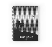 The the neighbourhood, Spiral Notebook