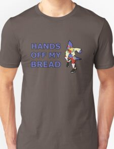 FALCO   Super Smash Taunts   Hands off my bread Unisex T-Shirt