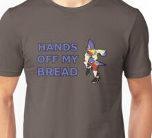 FALCO | Super Smash Taunts | Hands off my bread Unisex T-Shirt