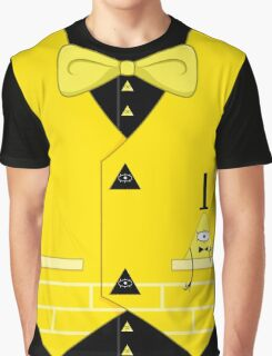 Bill Cipher Cosplay Shirt Graphic T-Shirt