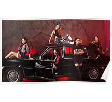 4 minute poster Poster