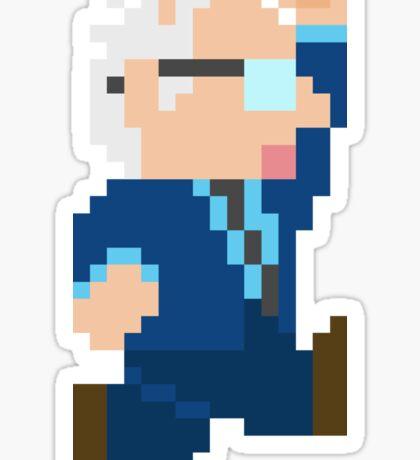 BERNIE JUMPMAN Sticker