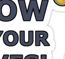 CAPTAIN FALCON   Super Smash Taunts   Show me your moves! Sticker