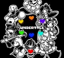 UNDERTALE by Hello-Shop