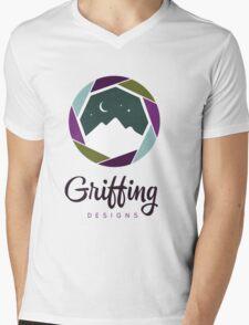 Griffing Designs LLC Mens V-Neck T-Shirt