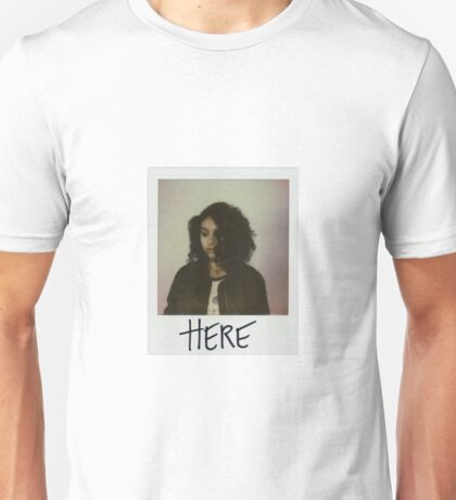 Alessia Cara Picture 1 Unisex T-Shirt